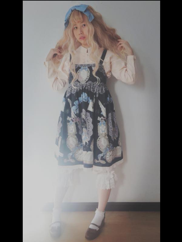 柒実Nanamiの「Alice」をテーマにしたコーディネート(2019/04/14)