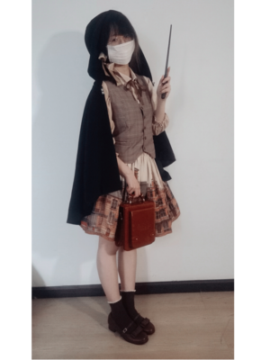 汐顔's 「Lolita」themed photo (2019/04/14)