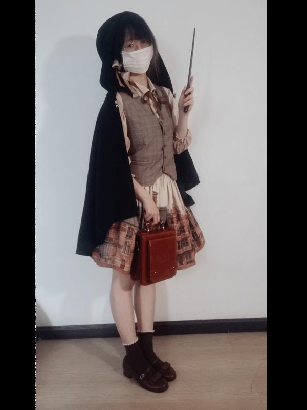 柒実Nanamiの「Lolita」をテーマにしたコーディネート(2019/04/14)