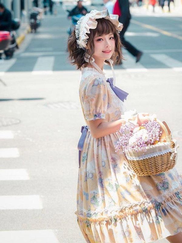 翠翠子's 「Lolita」themed photo (2019/04/15)