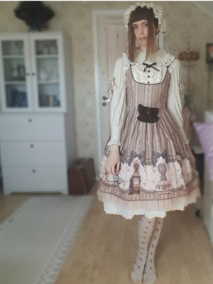 Sophia Magdalene's 「Classic Lolita」themed photo (2019/04/15)