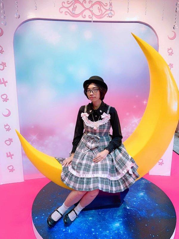 Xiao Yu's 「Lolita」themed photo (2019/04/16)