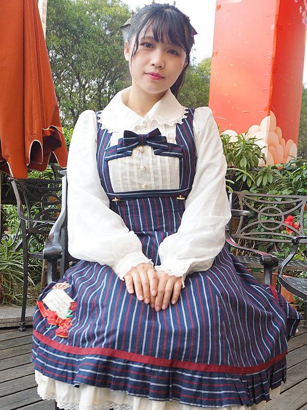 千子老师是过期少女の「Lolita」をテーマにしたコーディネート(2019/04/17)