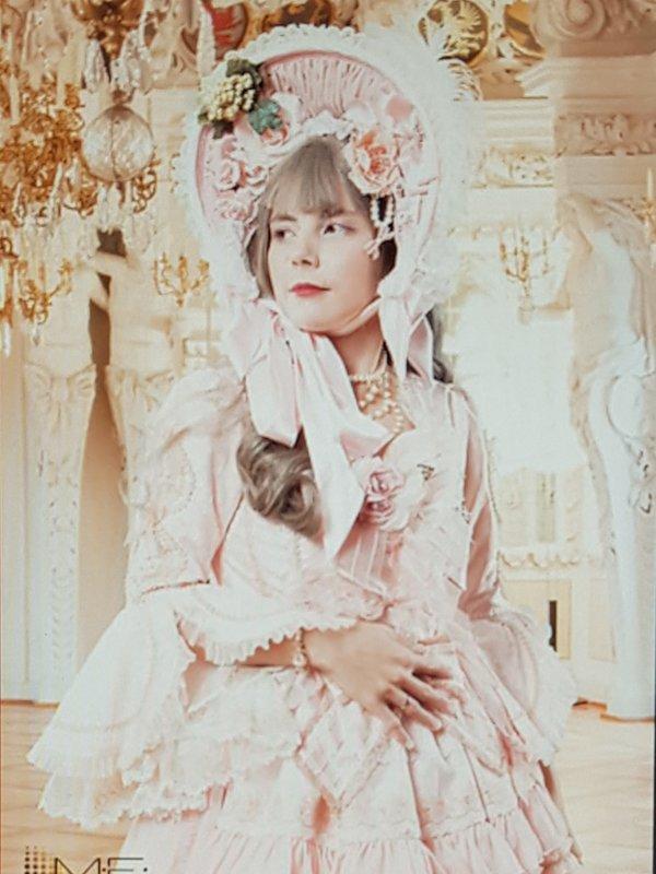 Denise Piton-Jiの「Lolita」をテーマにしたコーディネート(2019/04/17)