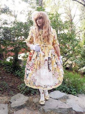 是Anaïsse以「Lolita」为主题投稿的照片(2019/04/21)