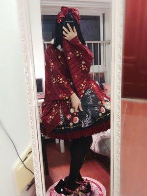 透明雨中曲's 「Lolita」themed photo (2019/04/21)