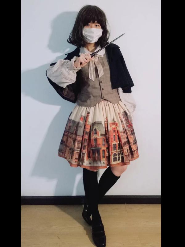 柒実Nanamiの「Lolita」をテーマにしたコーディネート(2019/04/22)