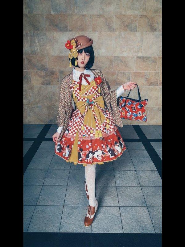 MioNEの「Lolita fashion」をテーマにしたコーディネート(2019/04/22)