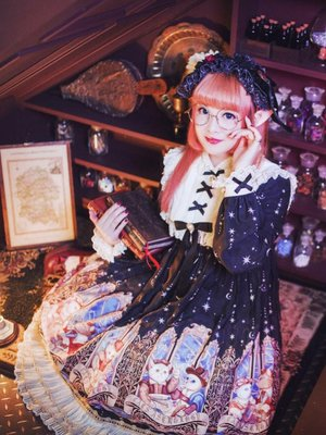 Sayuki's 「Lolita fashion」themed photo (2019/04/26)