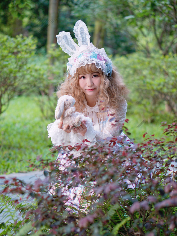 彻丽_赞比's 「Angelic pretty」themed photo (2019/04/26)