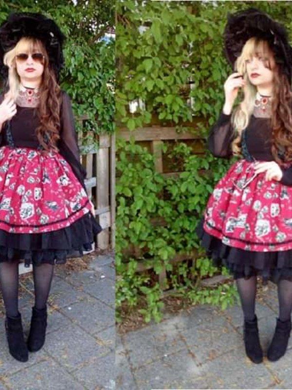 ヘレネ アラベルラ ブトの「Lolita fashion」をテーマにしたコーディネート(2019/04/26)