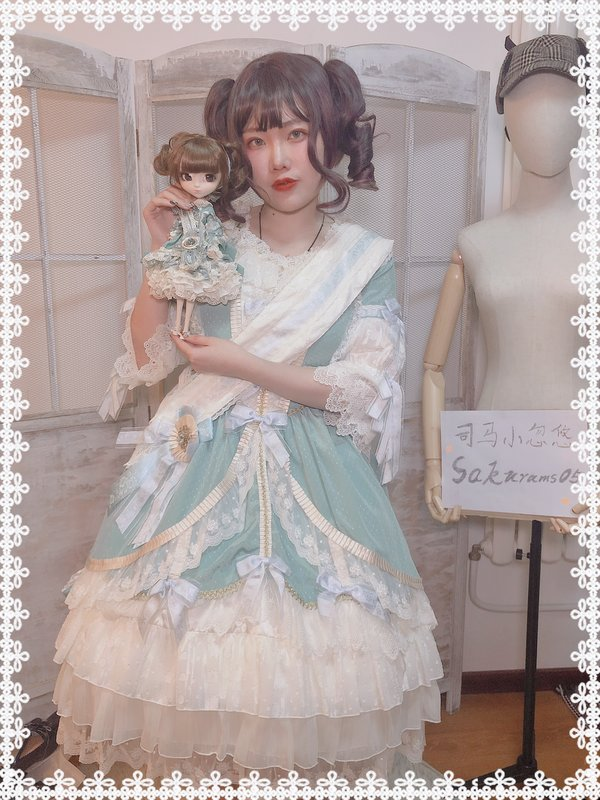 司马小忽悠の「Lolita」をテーマにしたコーディネート(2019/04/27)