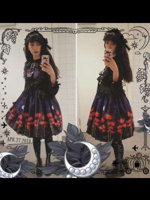 Fortune Tea Ladyの「Lolita」をテーマにしたコーディネート(2019/04/28)