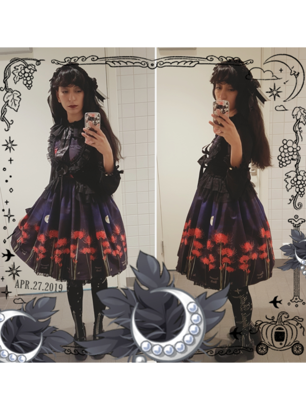 是Fortune Tea Lady以「Lolita」为主题投稿的照片(2019/04/28)