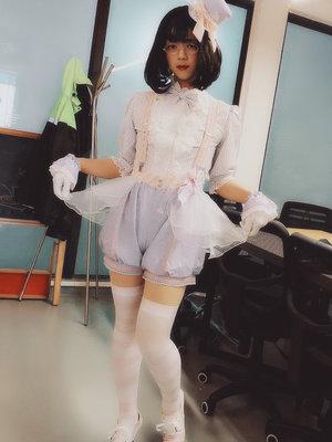透明雨中曲の「Lolita」をテーマにしたコーディネート(2019/04/28)