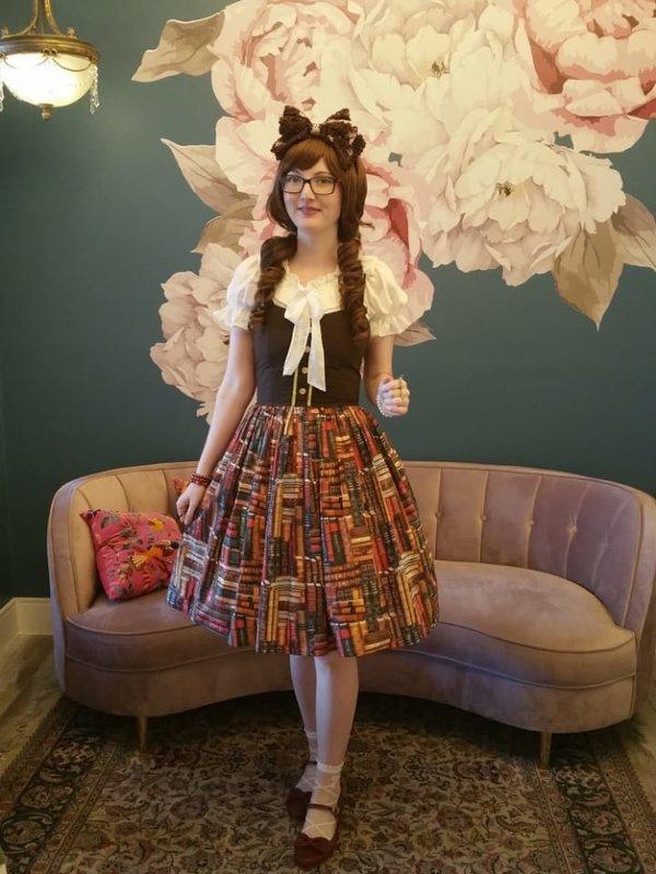 是Annah Hel以「Classic Lolita」为主题投稿的照片(2019/04/29)