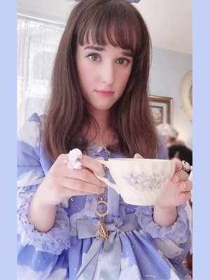 Kay DeAngelis's 「Angelic pretty」themed photo (2019/04/29)