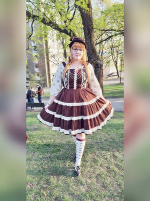 Helena Perkkiö's 「Classical Lolita」themed photo (2019/05/01)