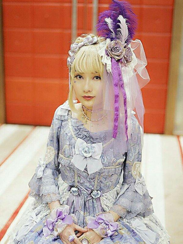 是HEAVEN以「Angelic pretty」为主题投稿的照片(2017/06/01)