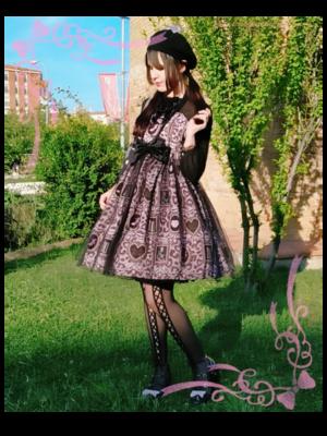 YamiSwanの「Lolita fashion」をテーマにしたコーディネート(2019/05/02)