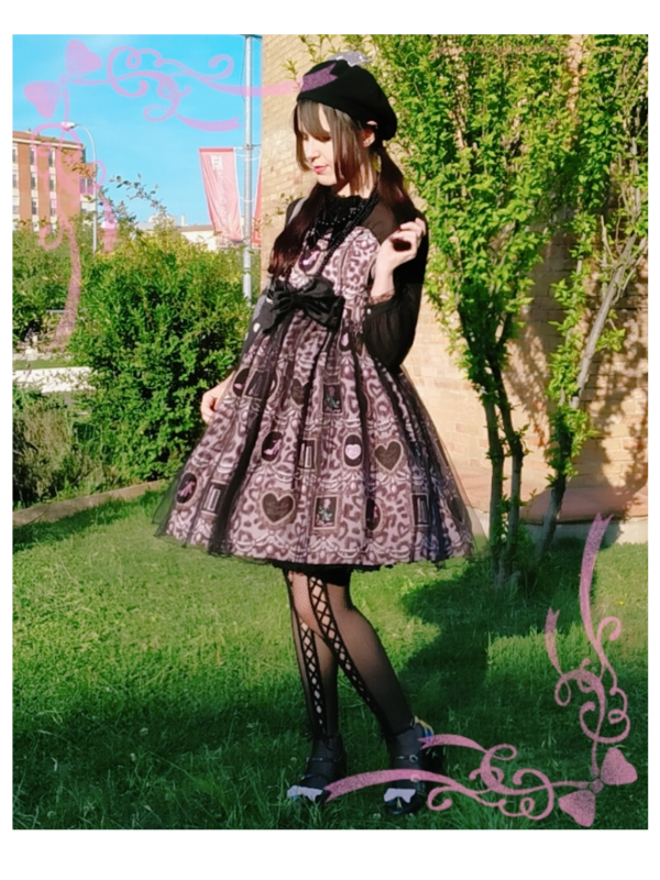 是YamiSwan以「Lolita fashion」为主题投稿的照片(2019/05/02)