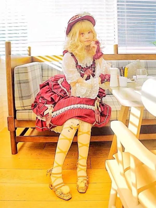 Yushiteki's 「Lolita fashion」themed photo (2019/05/04)