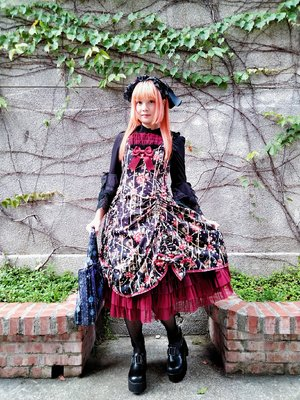 Sayuki's 「Lolita fashion」themed photo (2019/05/06)
