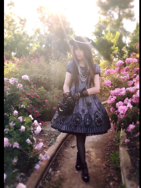 YamiSwanの「Lolita」をテーマにしたコーディネート(2019/05/07)