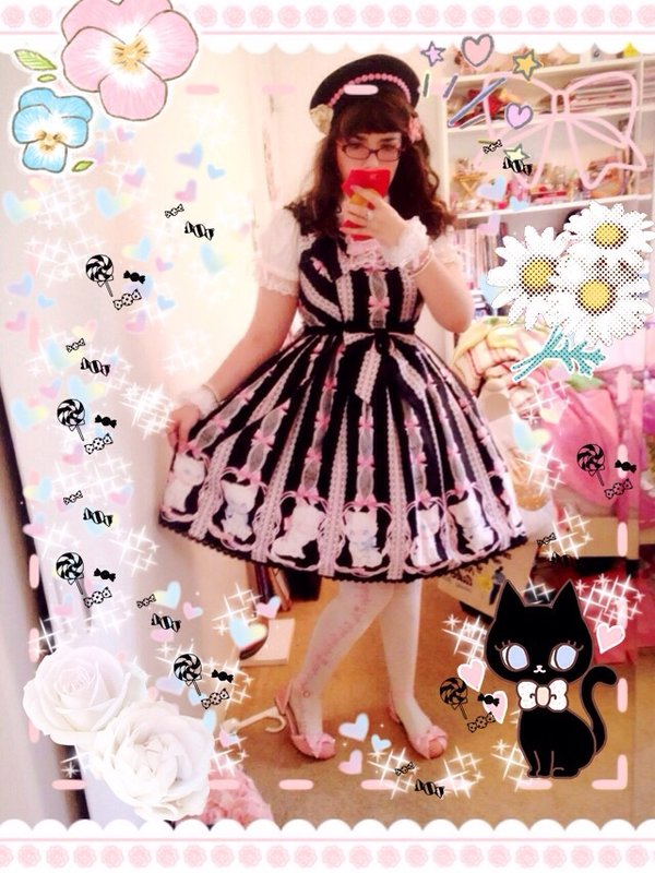 ローズ姫's 「Angelic pretty」themed photo (2016/07/14)