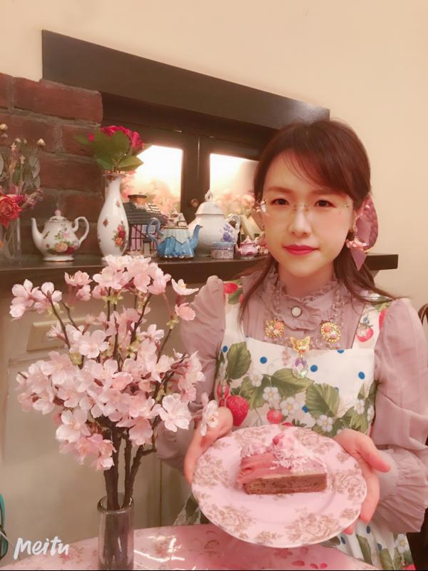 夏妃の「Lolita」をテーマにしたコーディネート(2019/05/10)
