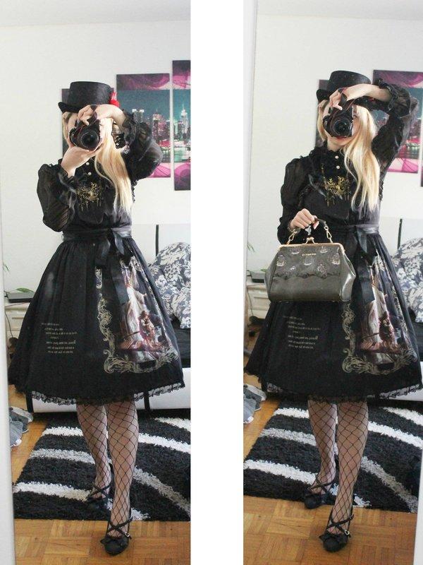 Jenny M's 「Gothic」themed photo (2017/06/01)
