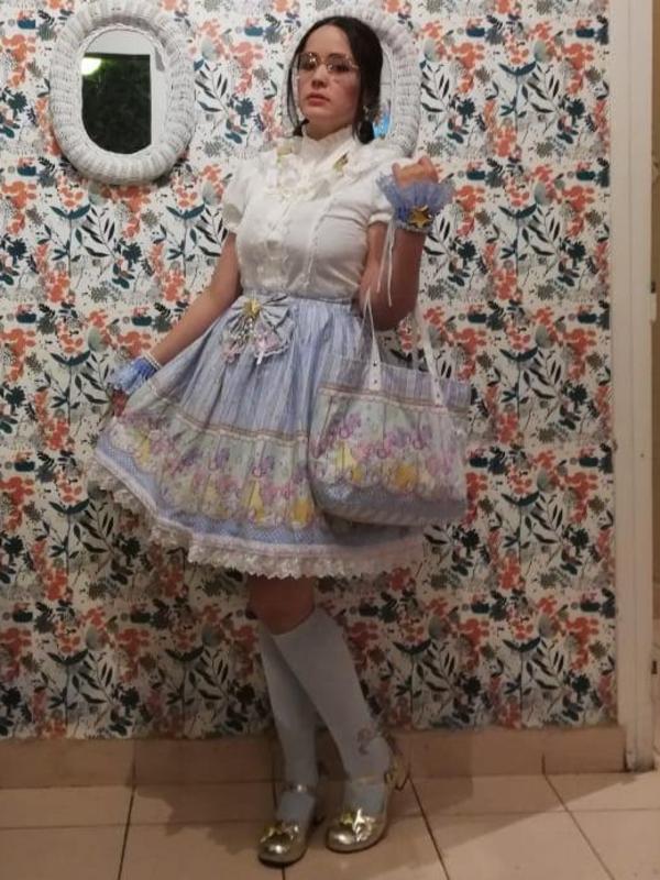 Sandra Vallejosの「Lolita」をテーマにしたコーディネート(2019/05/12)