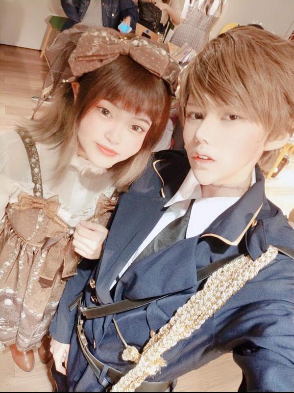 玄兔のコーディネート(2019/05/14)