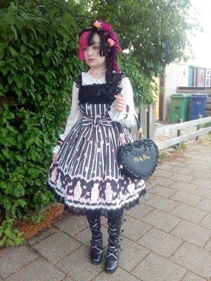 ヘレネ アラベルラ ブトの「Lolita fashion」をテーマにしたコーディネート(2019/05/15)