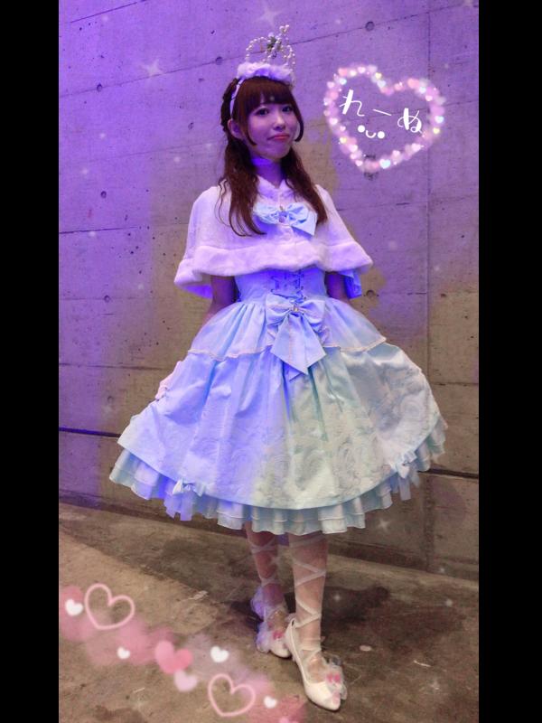 さぶれーぬの「Lolita fashion」をテーマにしたコーディネート(2019/05/20)