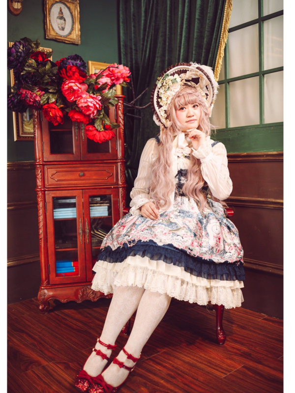 Kalilo Cat's 「Lolita fashion」themed photo (2019/05/21)
