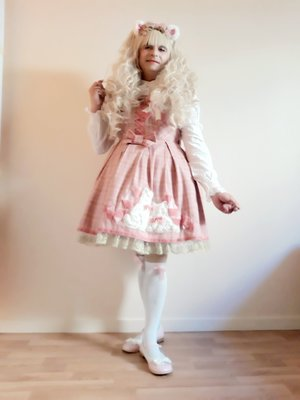 Anaïsse's 「Sweet lolita」themed photo (2019/05/22)