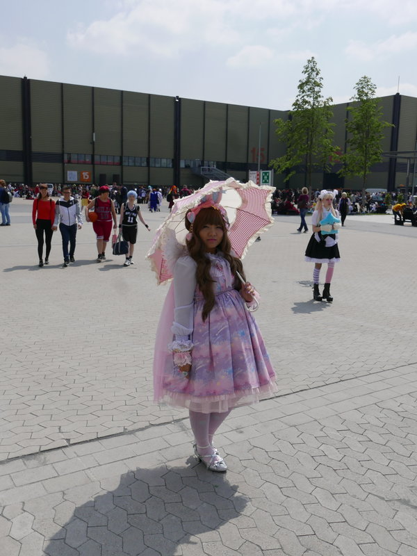 Soonjiの「Angelic pretty」をテーマにしたコーディネート(2019/05/23)