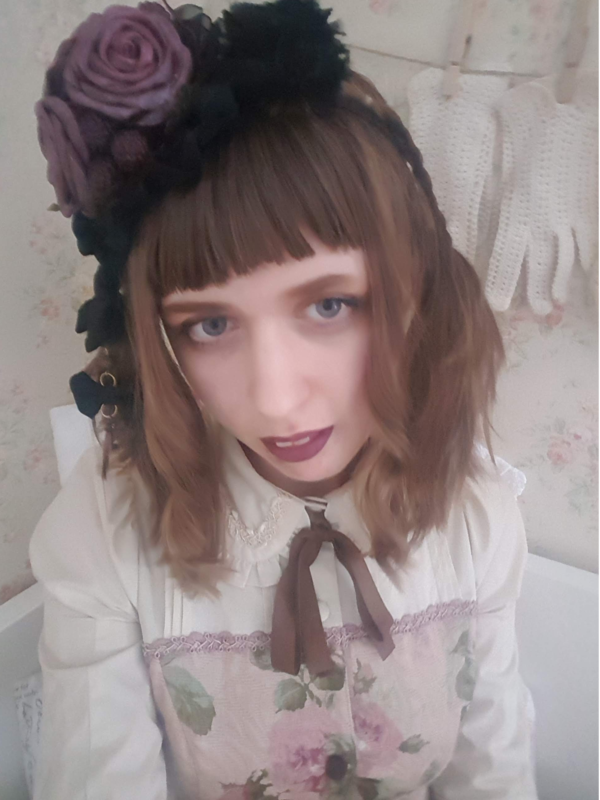 Sophia Magdalene's 「Classic Lolita」themed photo (2019/05/24)
