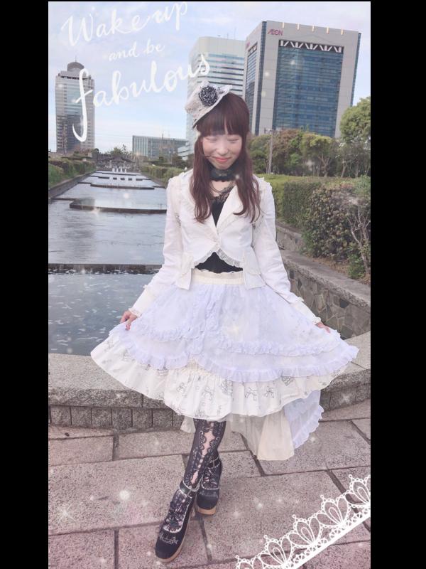 さぶれーぬの「Lolita fashion」をテーマにしたコーディネート(2019/05/26)