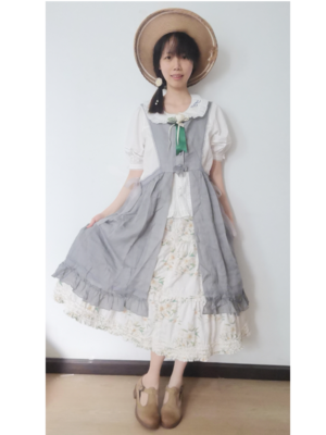 柒実Nanami's 「Lolita」themed photo (2019/05/26)