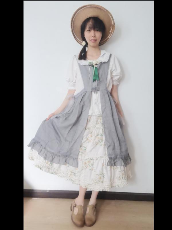 是柒実Nanami以「Lolita」为主题投稿的照片(2019/05/26)