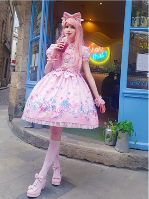 Mew Fairydoll's 「Lolita fashion」themed photo (2019/05/26)