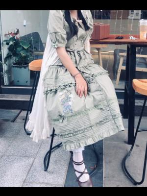 是沉迷于红茶和啵酱的风璃以「Lolita」为主题投稿的照片(2019/05/31)