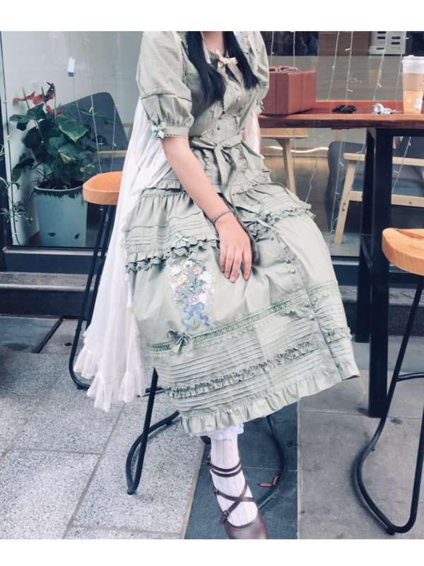 沉迷于红茶和啵酱的风璃の「Lolita」をテーマにしたコーディネート(2019/05/31)