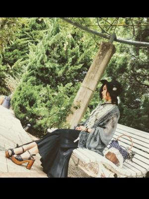 ゆずぽむの「Classic Lolita」をテーマにしたコーディネート(2019/05/31)