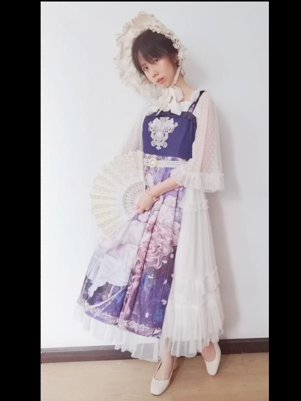 柒実Nanamiの「Lolita」をテーマにしたコーディネート(2019/06/01)