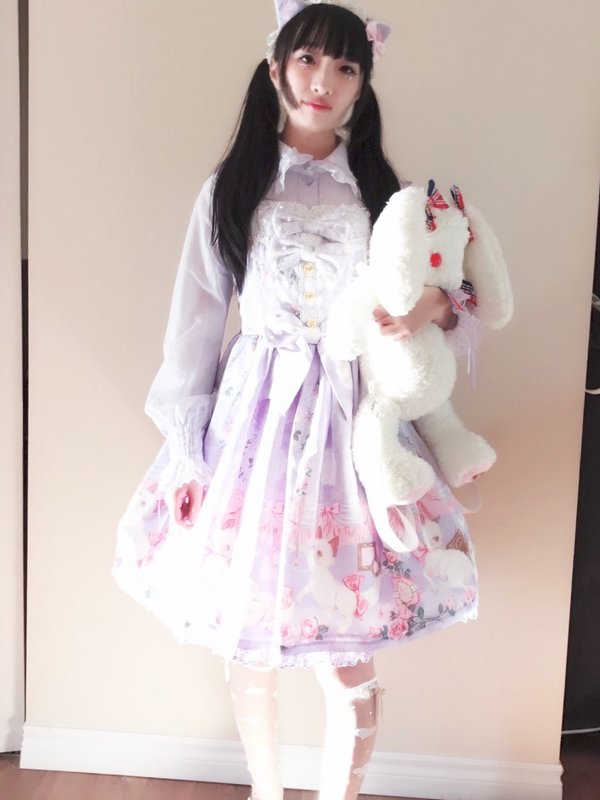 仟歌歌's 「Angelic pretty」themed photo (2017/06/02)
