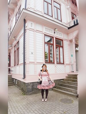 Helena Perkkiö's 「Classic Lolita」themed photo (2019/06/02)