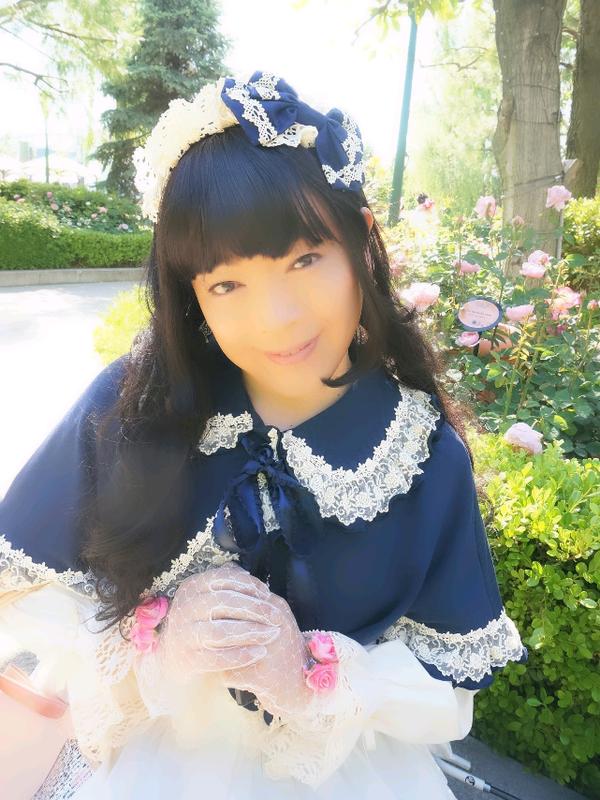 ゆみ's 「Lolita」themed photo (2019/06/02)